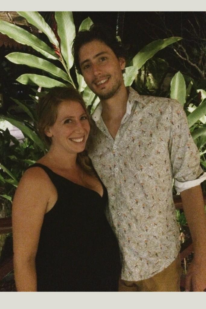 31 weeks pregnant date night