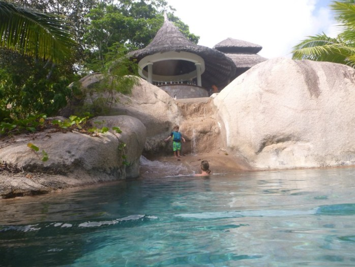 A Perfect afternoon. Expat life Praslin Seychelles