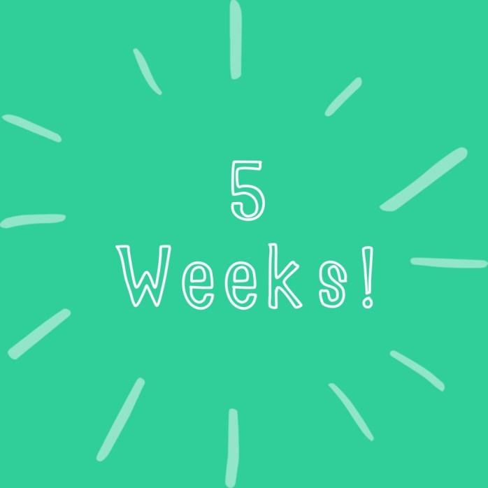 34 weeks pregnant countdown to Caesarian date