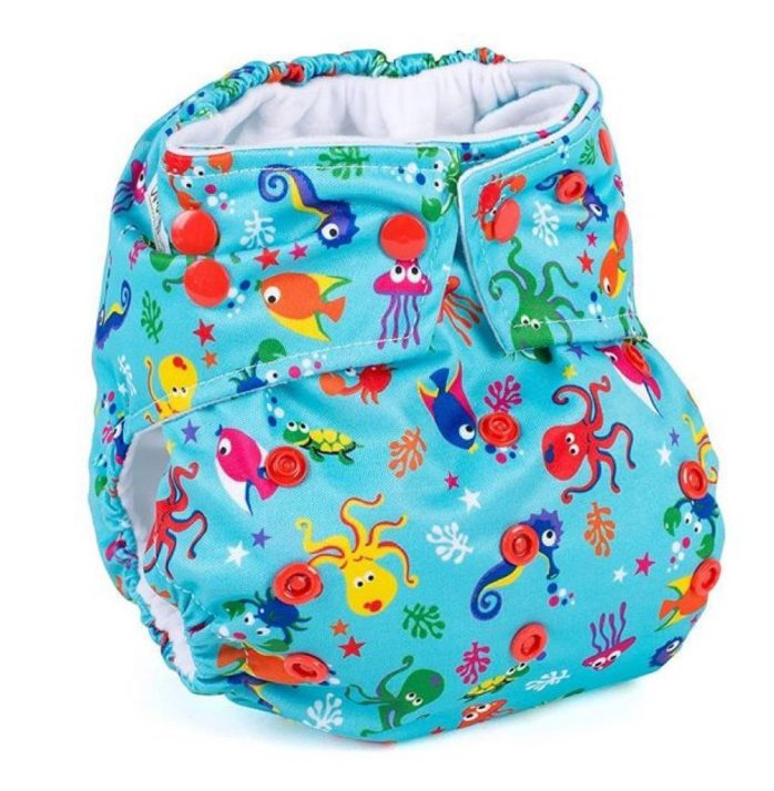 Baba and Boo reuseable nappy giveaway