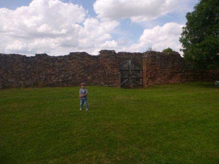 Kenilworth Castle Summer 2016
