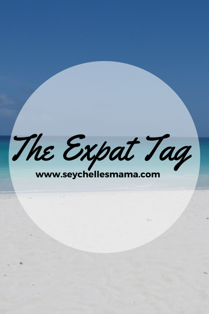 The Expat Tag