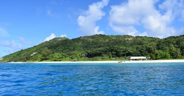 Visiting Aride Island