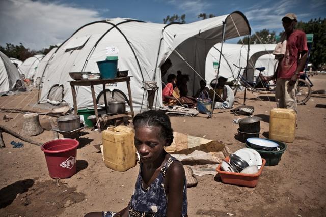 Madagascar: des dizaines de milliers de personnes en