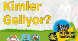 Seydişehir Bisiklet Festivali Kayıt Listesi