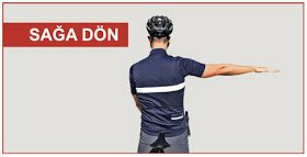 Bisiklet El Kol İşaretleri