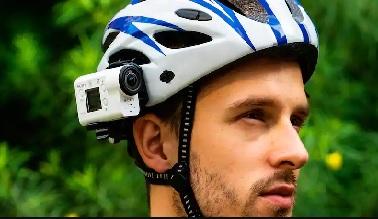 Bisiklet Kask Kamerası