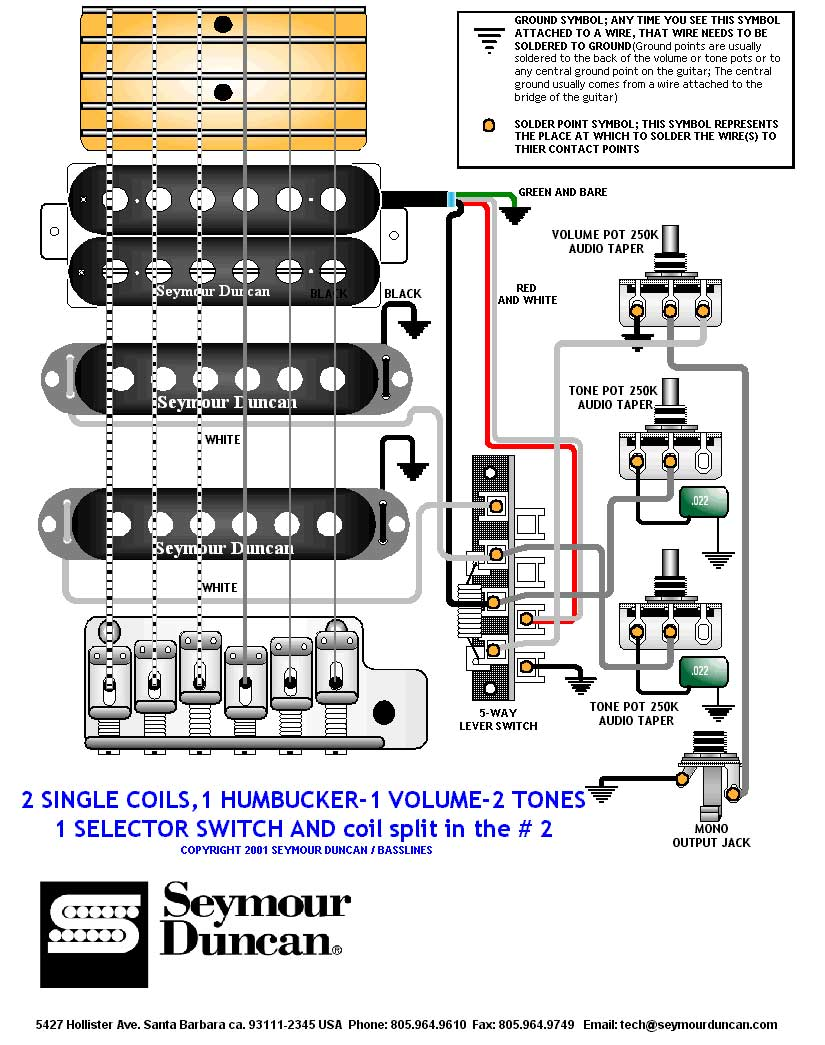 Outstanding Pearly Gates Humbucker Wiring Diagram Photos - Best ...
