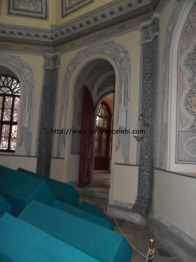 Osmangazi Türbesi Kapısı