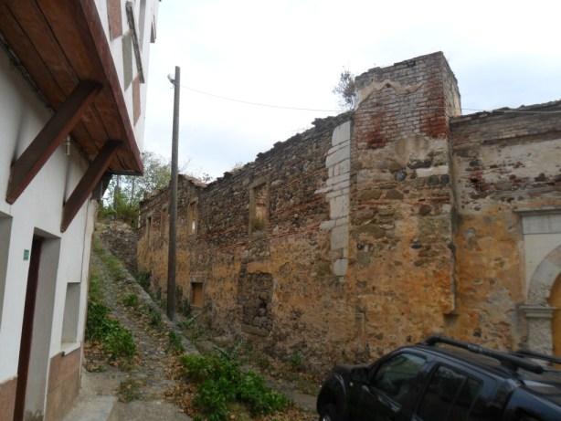 Kumyaka Baş Melekler Kilisesi Duvarları