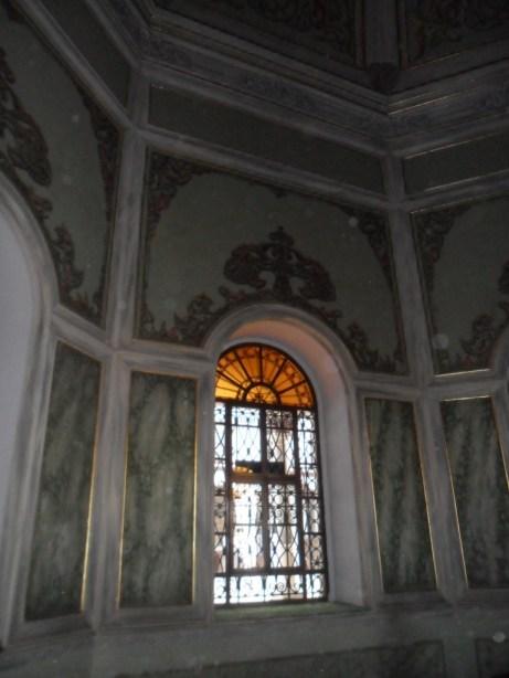 Emir Sultan Türbesi Pencere Süslemeleri
