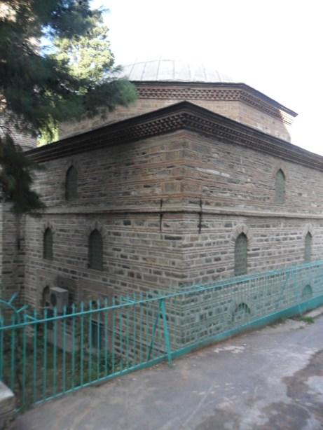 Molla Hayali Camii Çaprazdan