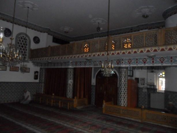 Şible Camii Balkon