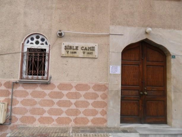 Şible Cami Yapılış Tarihi