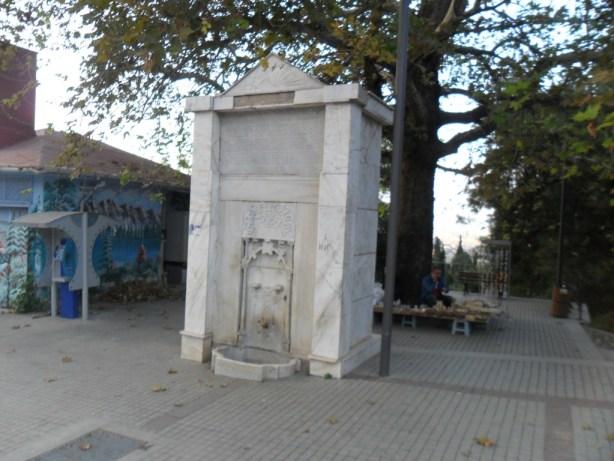 Tarihi Emir Sultan Camisi Çeşmesi