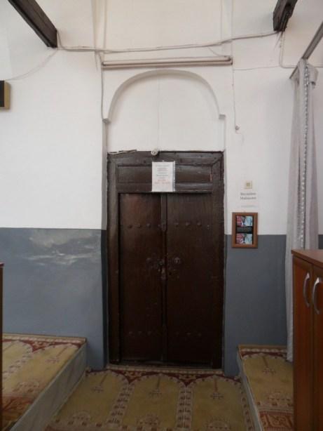 Ahmet Dai Cami Giriş Kapısı