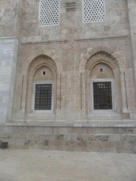 Bursa Ulu Cami Dış Pencere