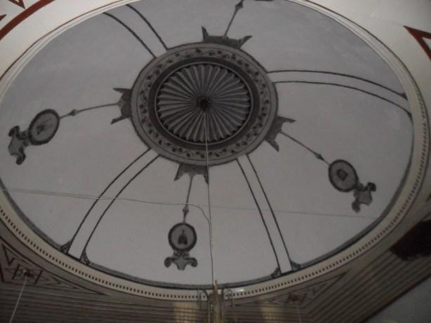 Eski Cami Kubbe Süslemeleri