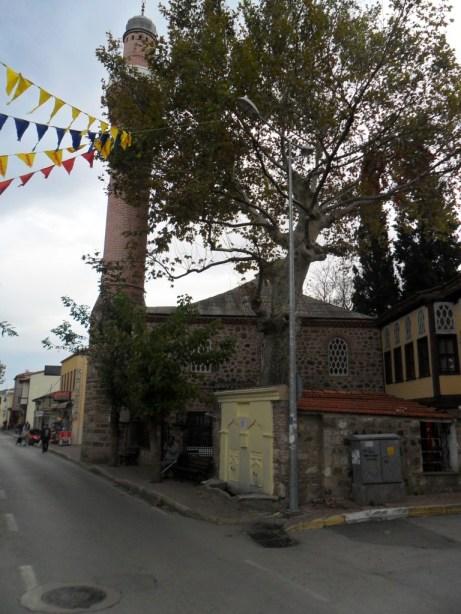 Eski Cami Uzaktan