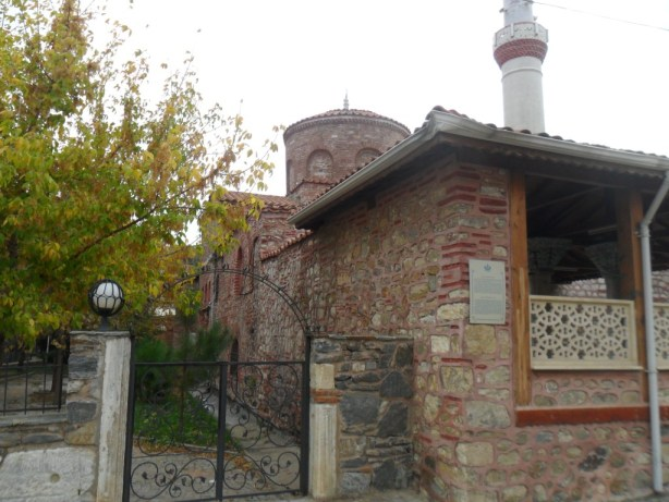 Fatih Cami Yandan