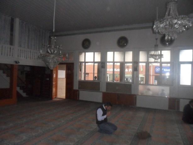 Ömerbey Cami Giriş