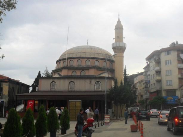 Tekke-i Cedid Cami