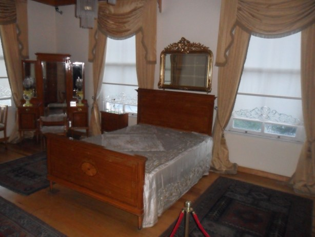 Atatürk Evi Müzesi Yatak Odası