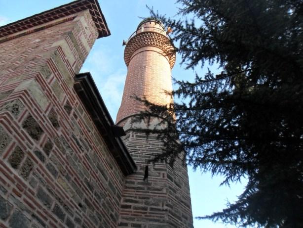 Bedreddin Cami Minare