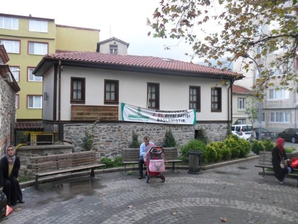 Eskici Mehmed Dede Aşevi Ek Bina