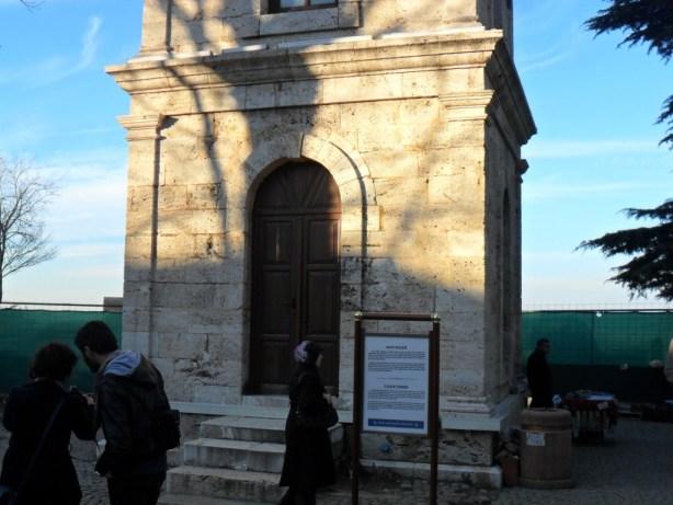 Saat Kulesi Giriş Kapısı