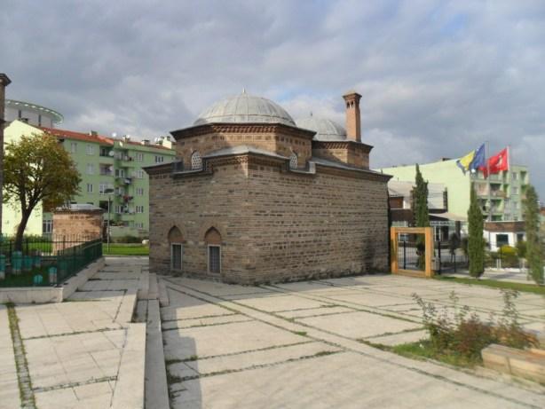Sitti Hatun Sıbyan Mektebi Arka