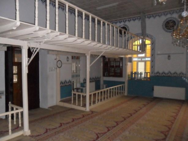 Tatarlar Cami Sol Kısım