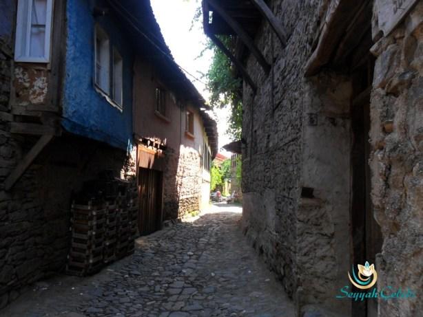 Cumalıkızık Köyü Sokakları