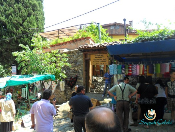 Cumalıkızık Köyü Turhan Kahvaltı ve Gözleme Evi
