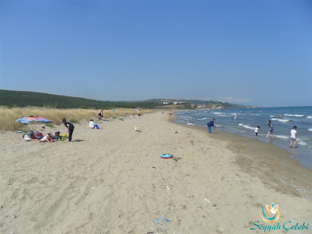 Eşkel Plaj Deniz