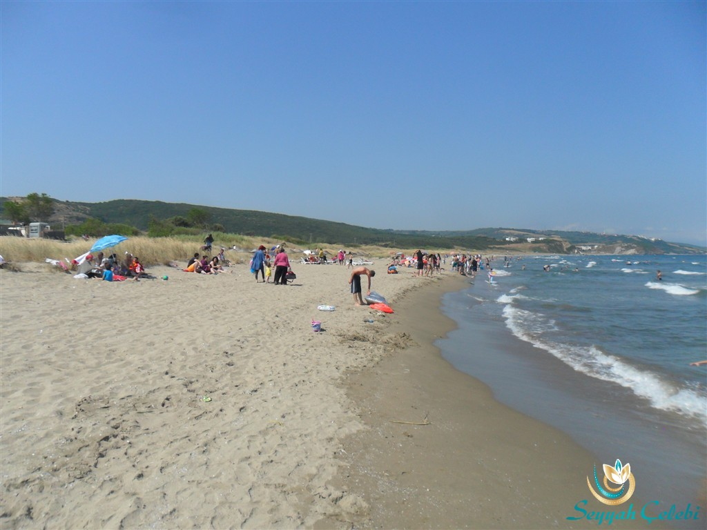 Eşkel Plaj Sahil