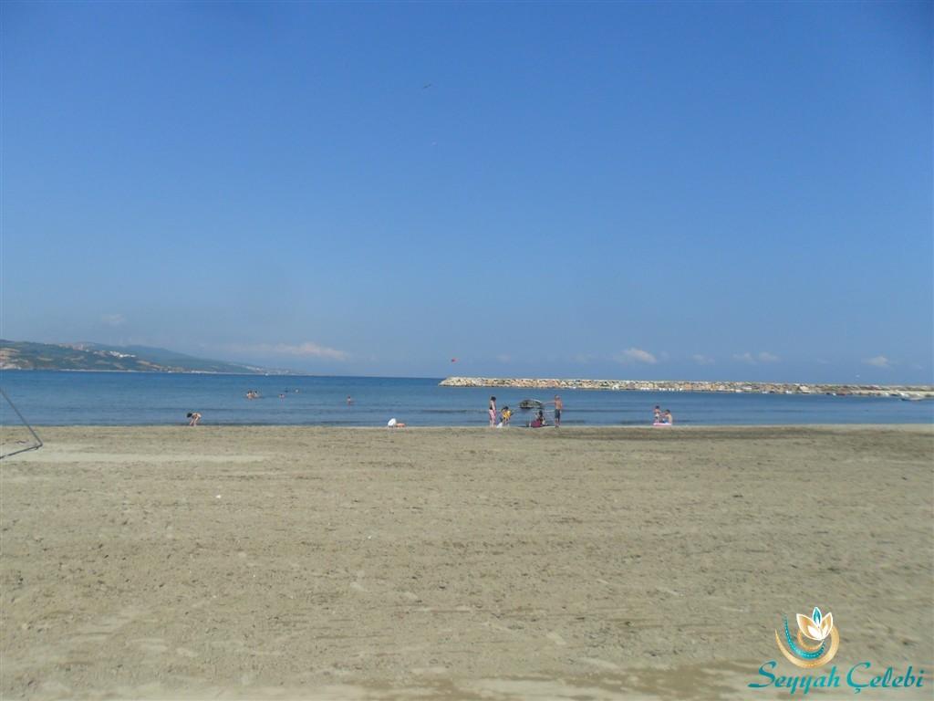 Eşkel Plajı Resim