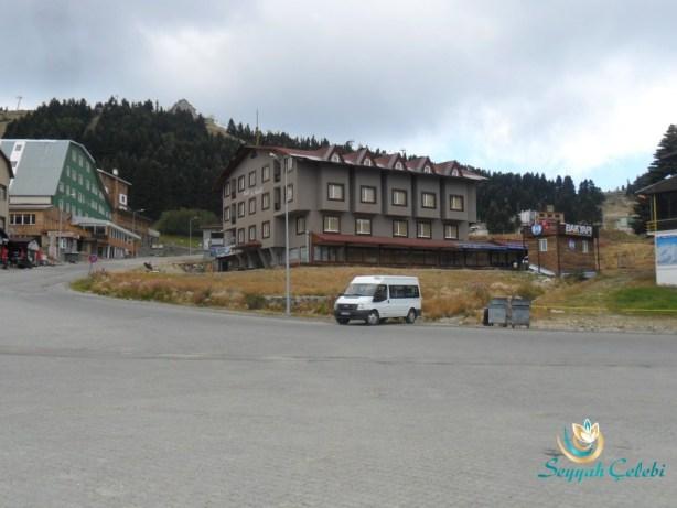 Hotel Le Chalet Uludağ