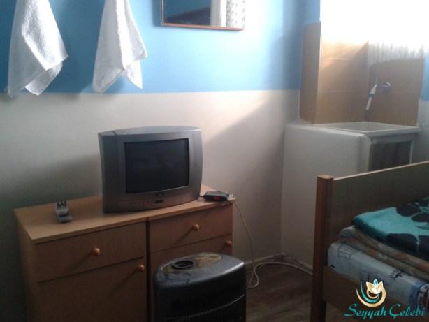 Otel Çağlayan Oda Televizyon