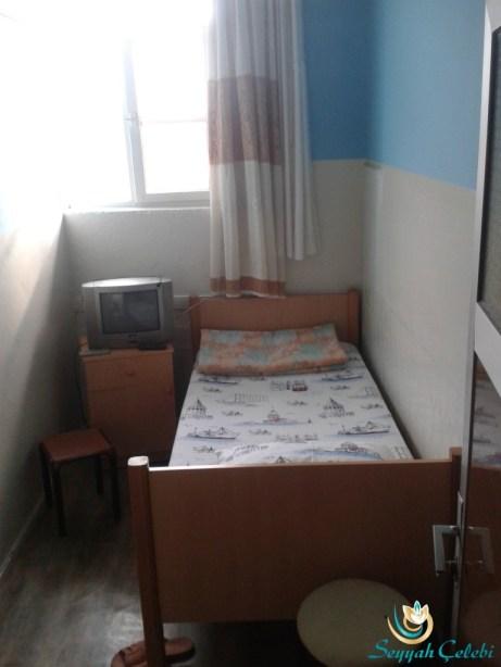Otel Çağlayan Tek Kişilik Oda