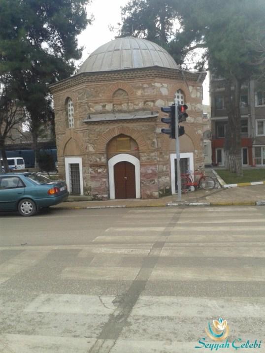 Süleyman Paşa Türbesi