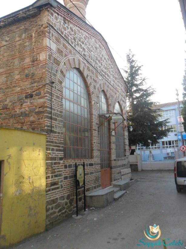 Arap Mehmet Camii Yandan