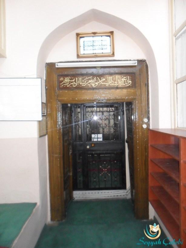 Arap Mehmet Camii İç Kapı