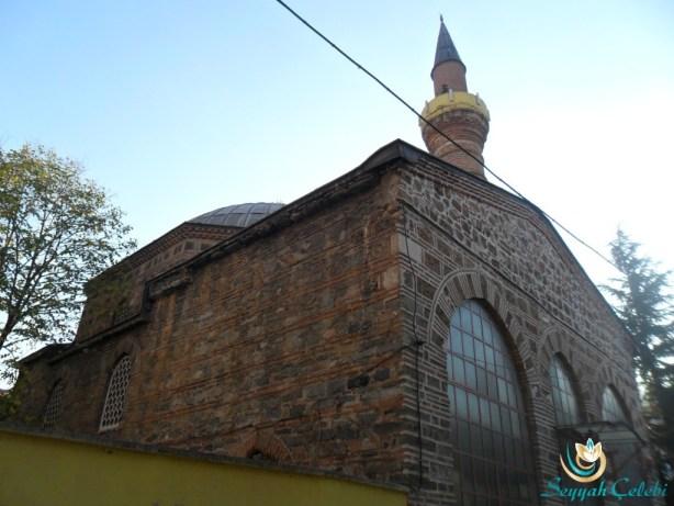 Arap Mehmet Camii Üst Kısım