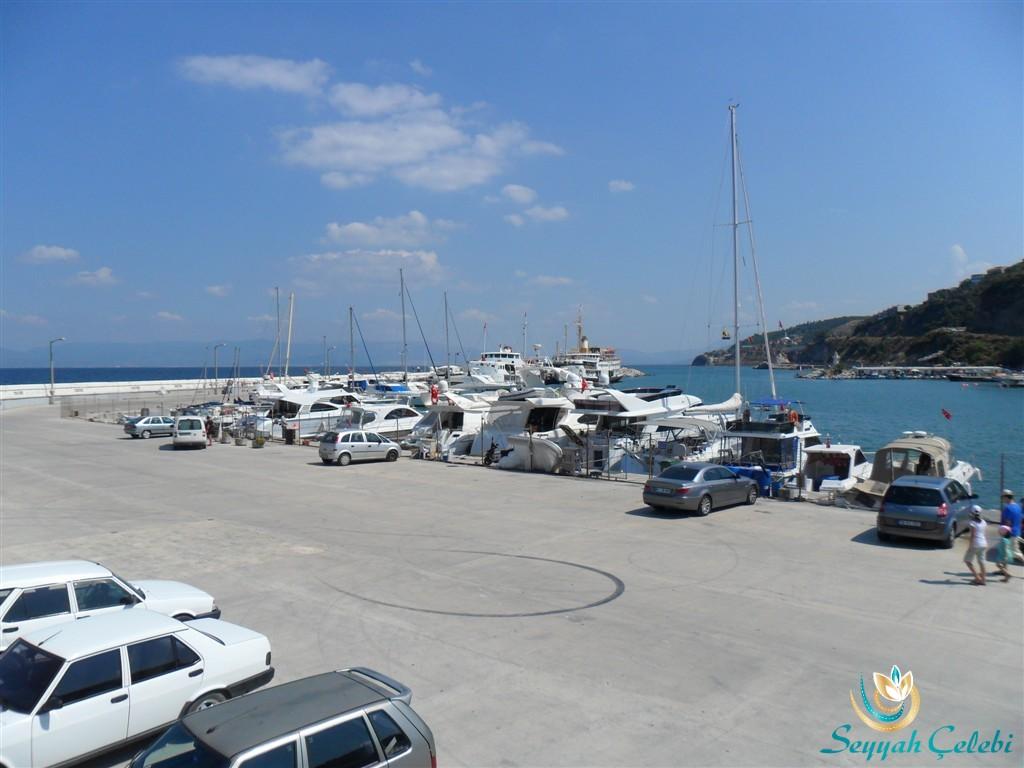 Güzelyalı Burgaz Yat Limanı