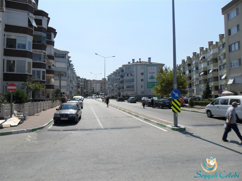 Mudanya Güzelyalı Caddeleri