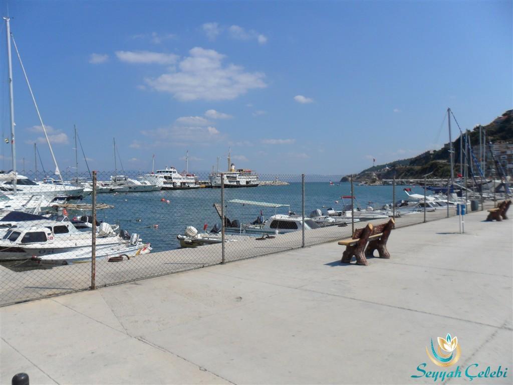 Mudanya Güzelyalı Liman