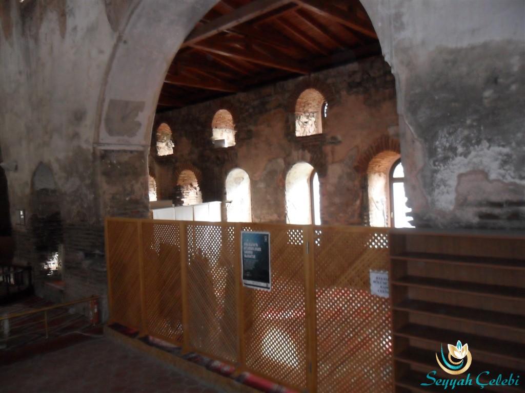 İznik Ayasofya Orhan Camii Bayanlar Bölümü