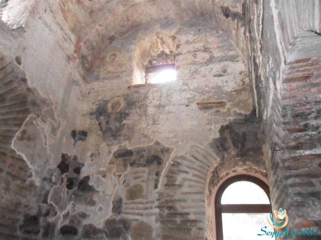 İznik Ayasofya Orhan Camii Freskleri