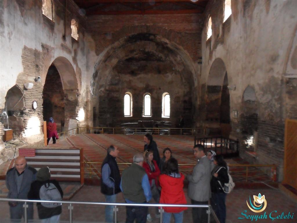 İznik Ayasofya Orhan Camii İç Kısım